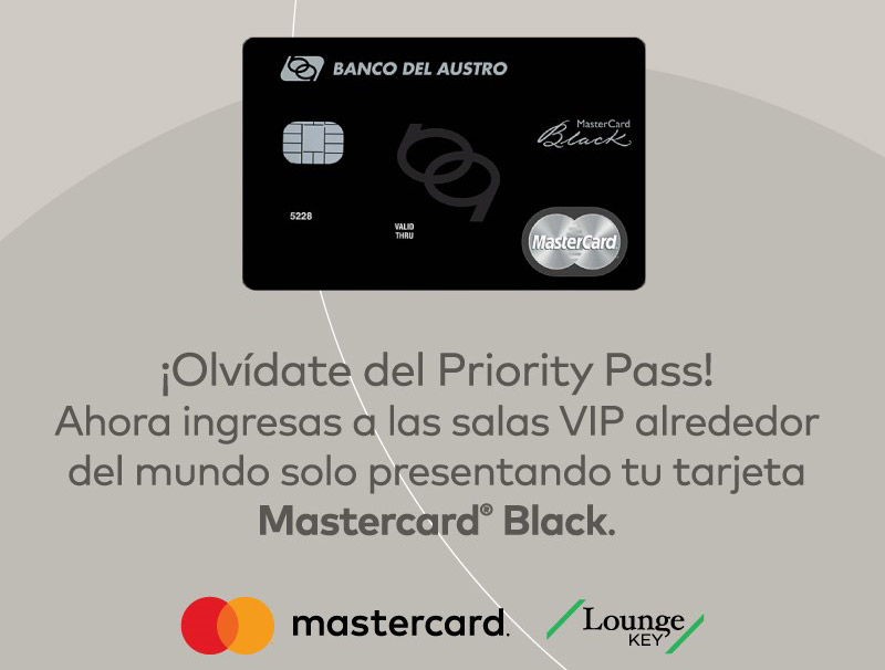 mastercard black lounge key